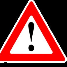 Ogłoszenie w związku z zagrożeniem zakażenia koronawirusem SARS-CoV-2.